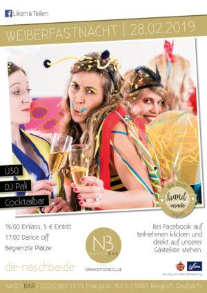 Karneval Party Bergisch Gladbach